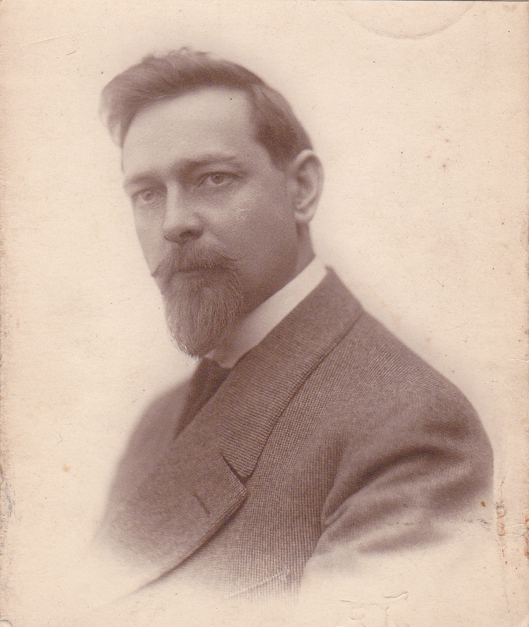Frans Jochems in 1918