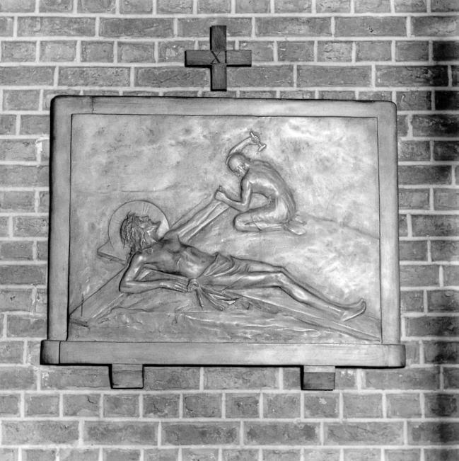 Kruisweg O.L.V. Middelares Berchem - 11