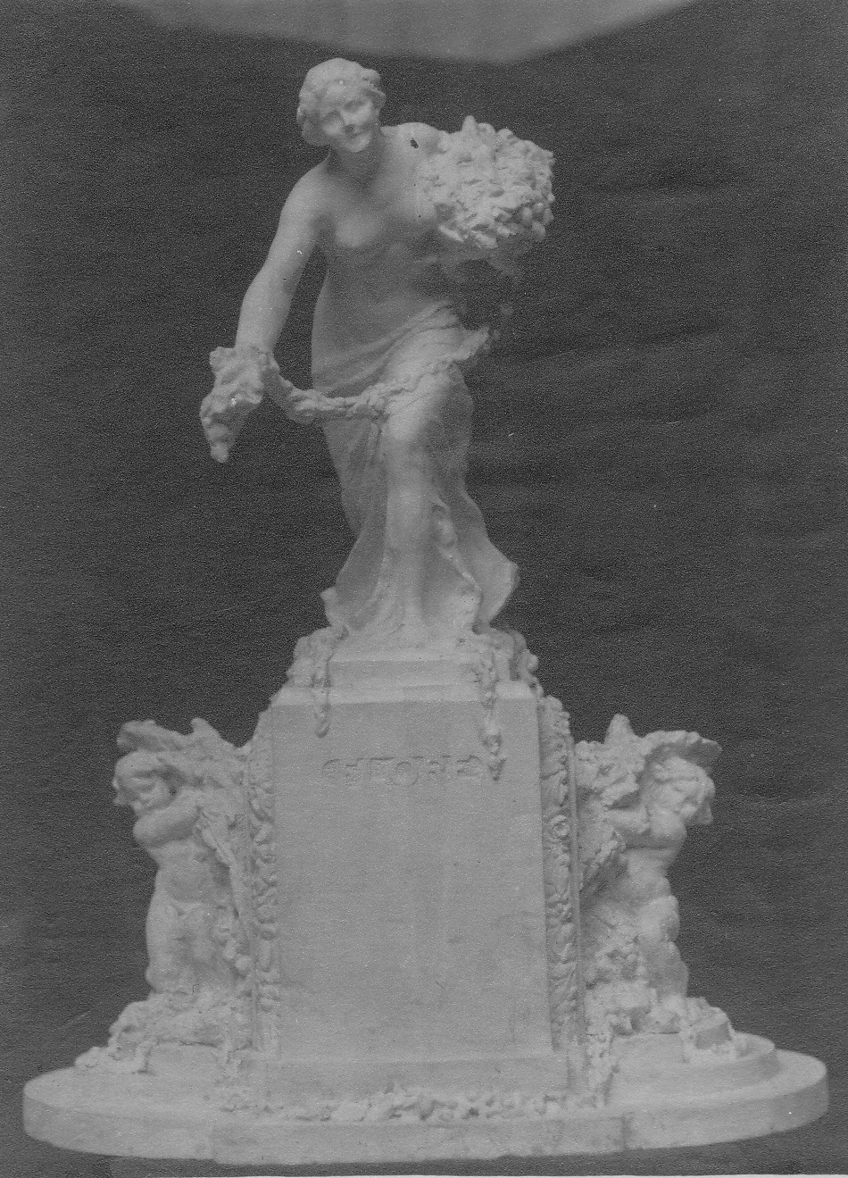 Flora, Floraliën, Feesten van Antwerpen in 1920