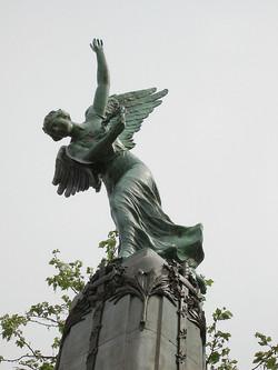 Engel, oorlogsmonument in Verviers Engel.jpg