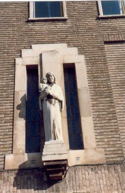 O.L.V., J. Wautersstraat, Berchem