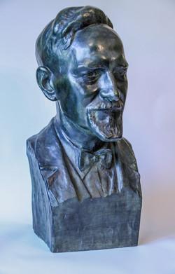 Zelfportret Frans Jochems