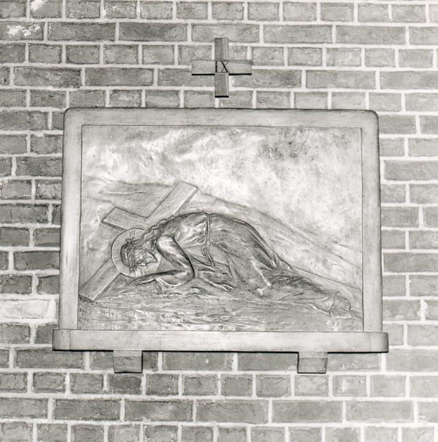 Kruisweg O.L.V. Middelares Berchem - 9