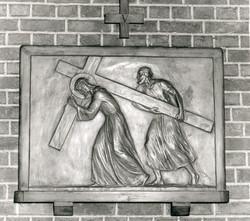 Kruisweg O.L.V. Middelares Berchem - 5
