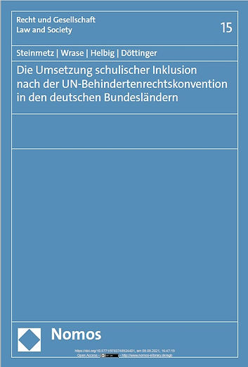 Die Umsetzung schulischer Inklusion in den deutschen Bundesländern vom 09.09.2021.jpg