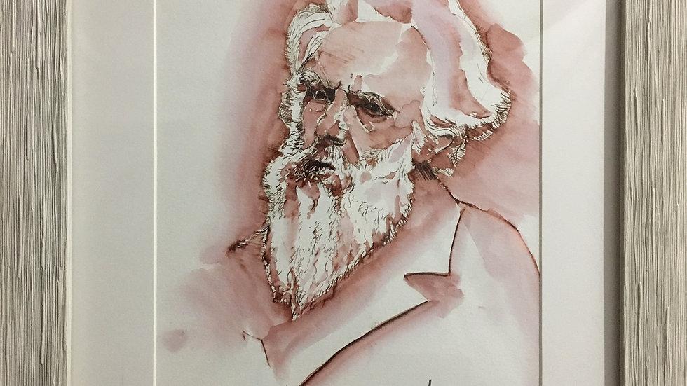 Portrait of Eadweard Muybridge