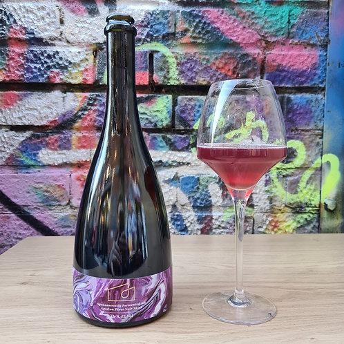 London Beer Factory: Wild Ale Fermented on Pinot Noir Skins