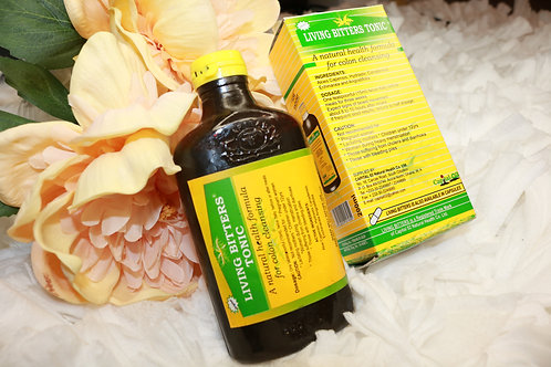 Living Bitters Tonic ( A natural health formula for colon cleansing)