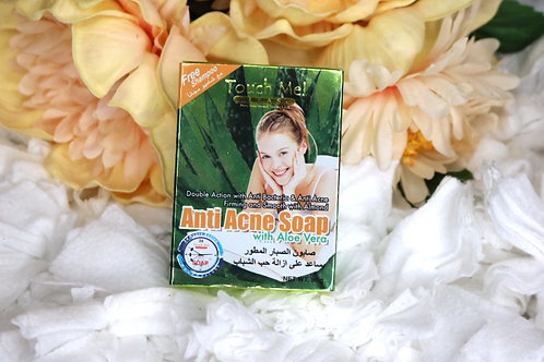 Anti Acne Soap w/ Aloe Vera
