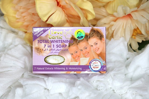 Total Whitening 7 in 1 Soap