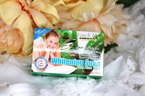 Whitening Soap w/ Aloe Vera