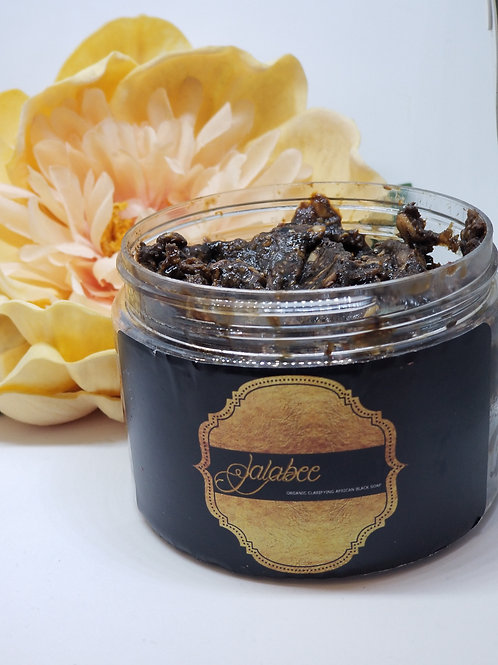 Organic Skin Clearfying African Black Soap