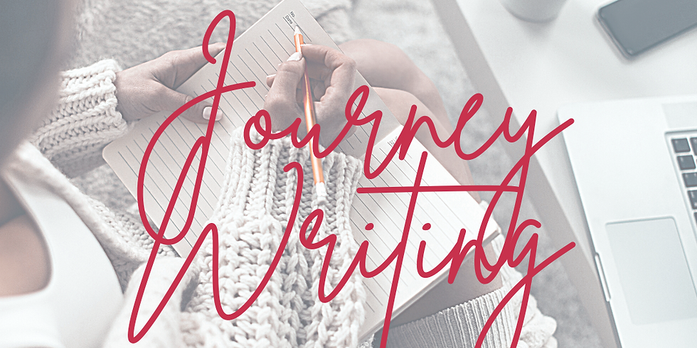 Journey Writing 4-Week Online Course