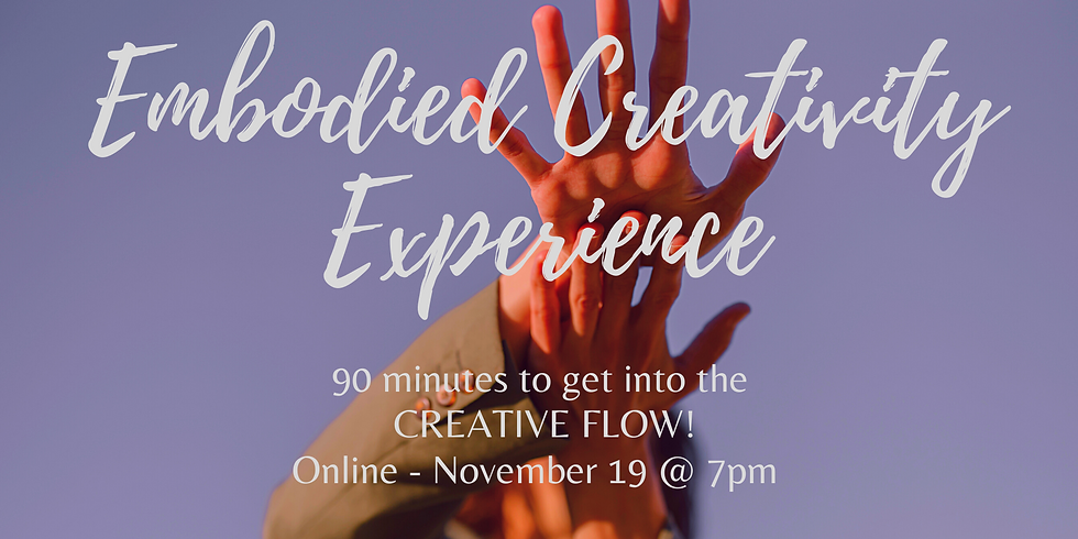 Embodied Creativity Experience
