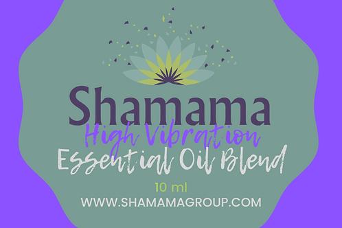 Shamama's High Vibration Essential Oil Blend