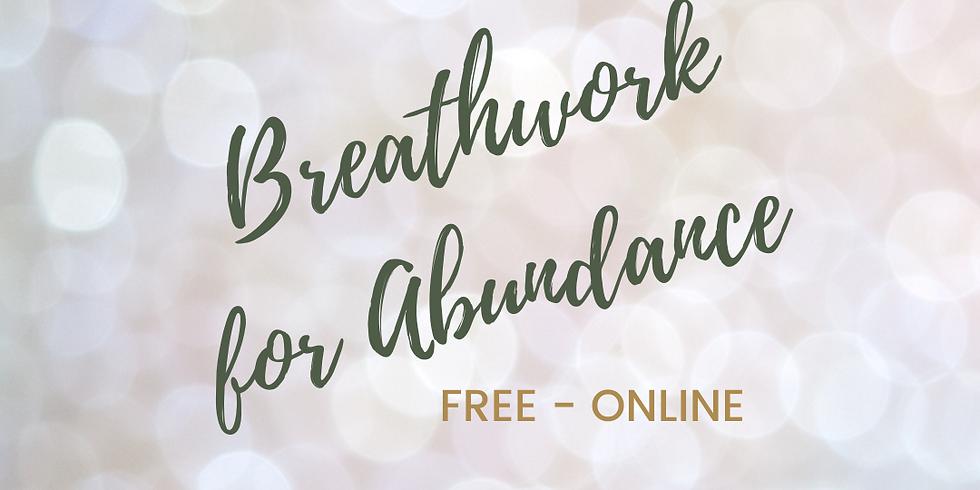 Breathwork for Abundance