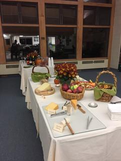 Friday Night Michigan Reception
