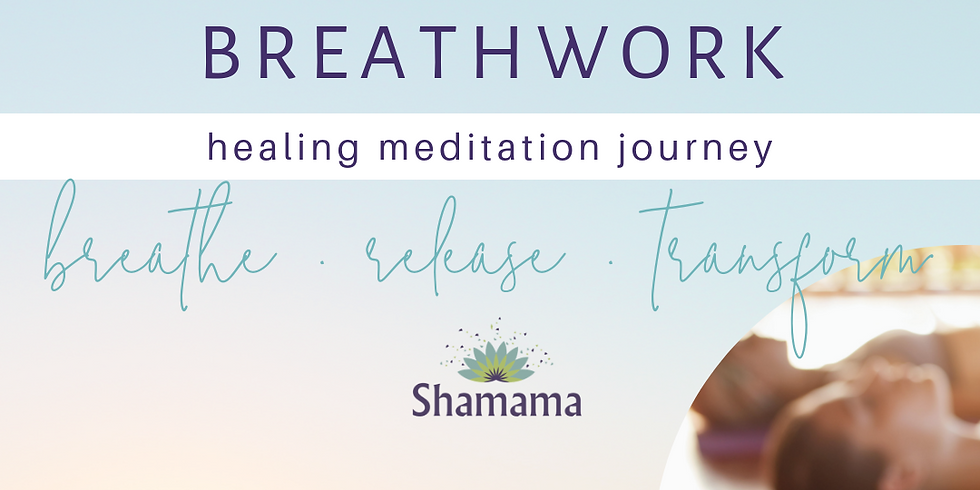 Breathwork + Energy Healing