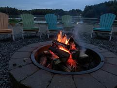 Saturday Night Bonfire