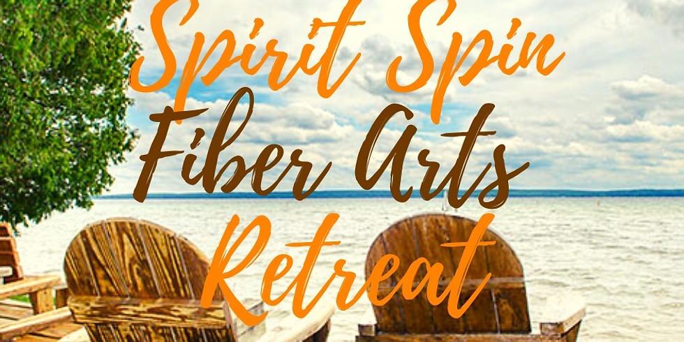Spirit Spin Fiber Arts Retreat