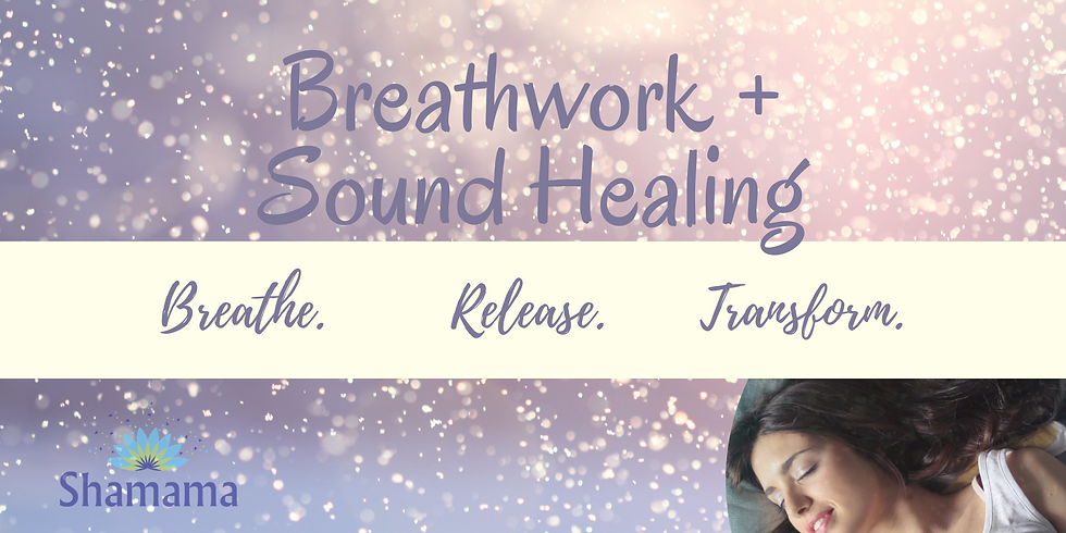 SOLD OUT - Breathwork + Sound Healing feat. Hannah Laine