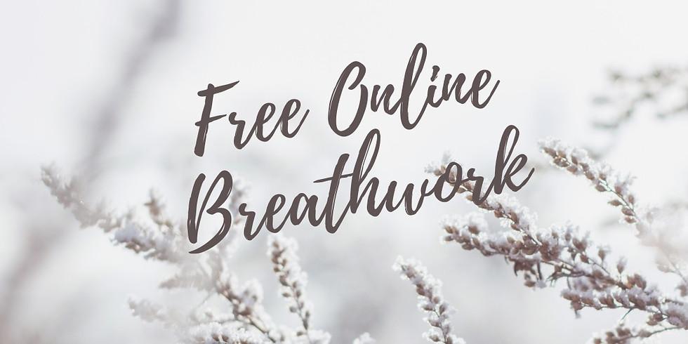 Breathwork - Online