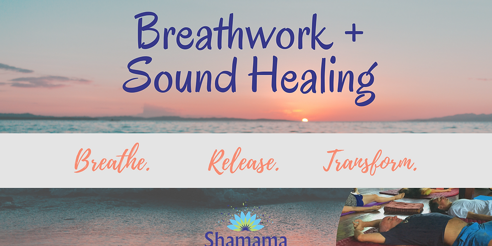 SOLD OUT! Breathwork + Sound Healing