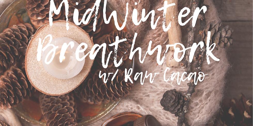 Mid-Winter Breathwork w/ Raw Cacao
