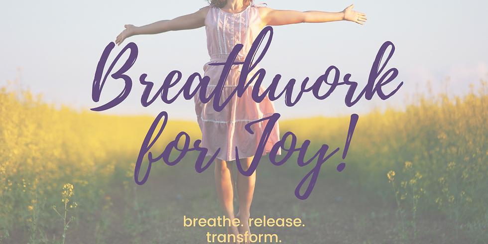 Breathwork for Joy!
