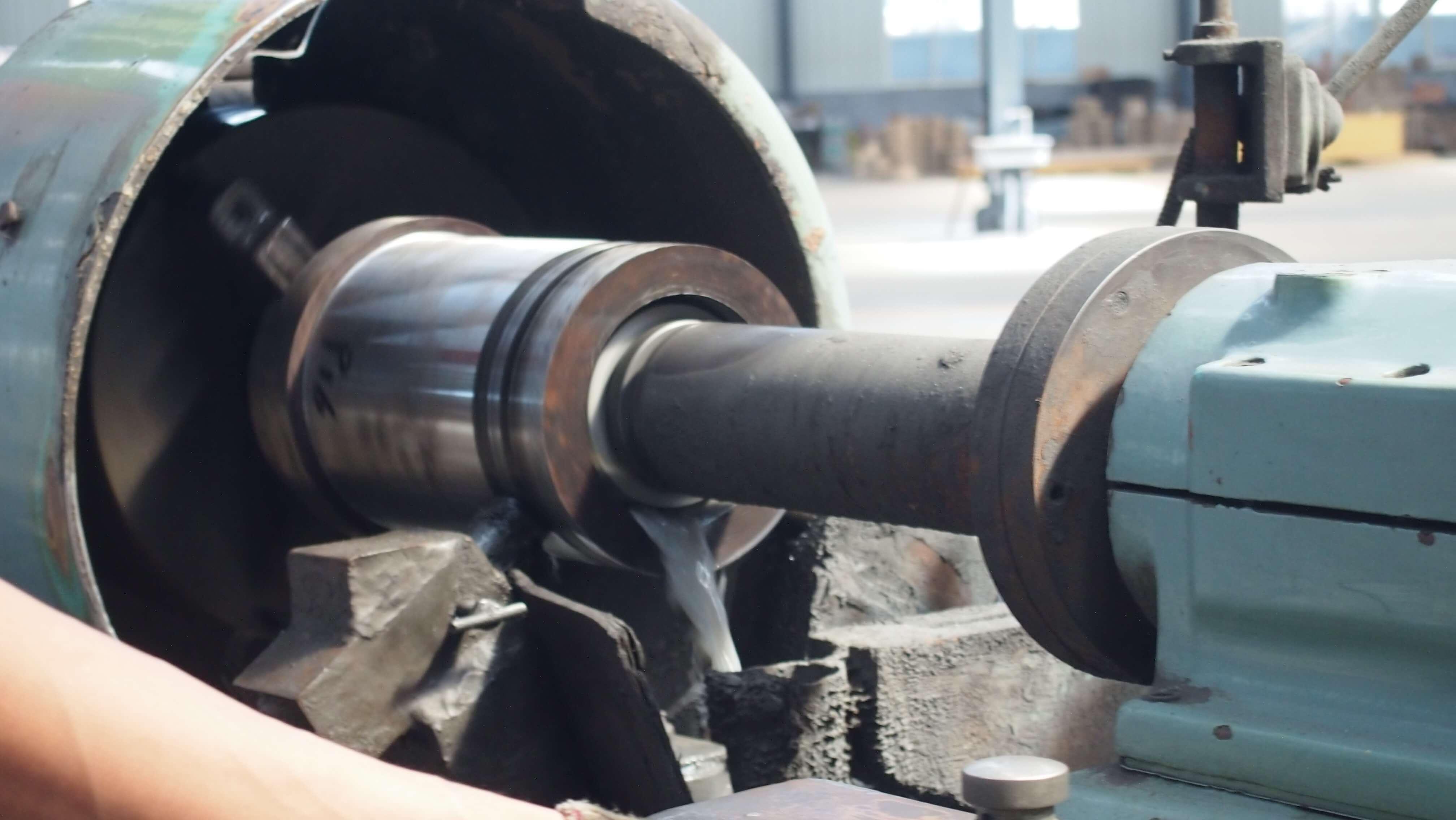 jinan longchao mud pump parts factory6