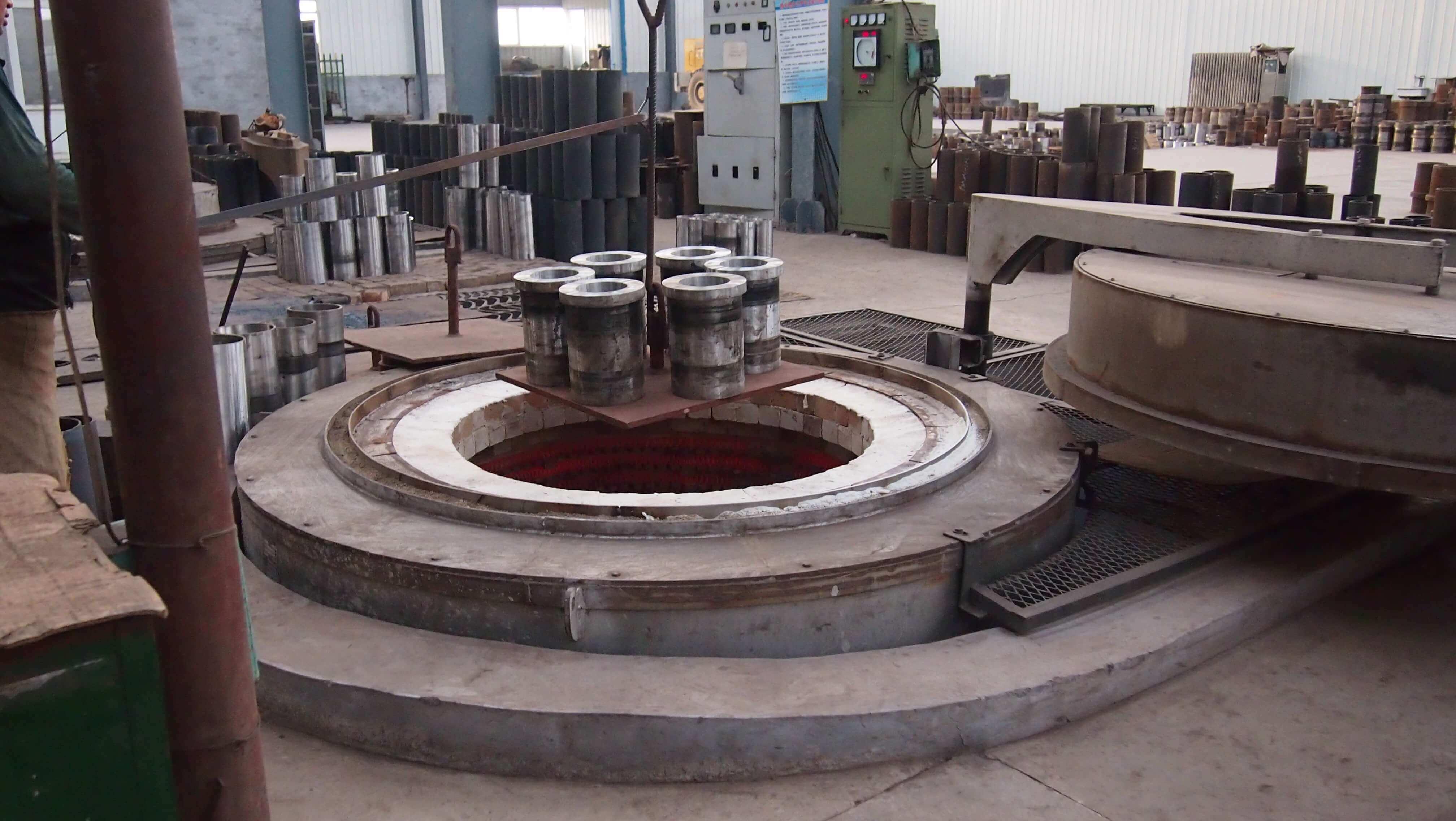 jinan longchao mud pump parts factory9
