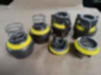 gardner denver valve assembly-with ureth