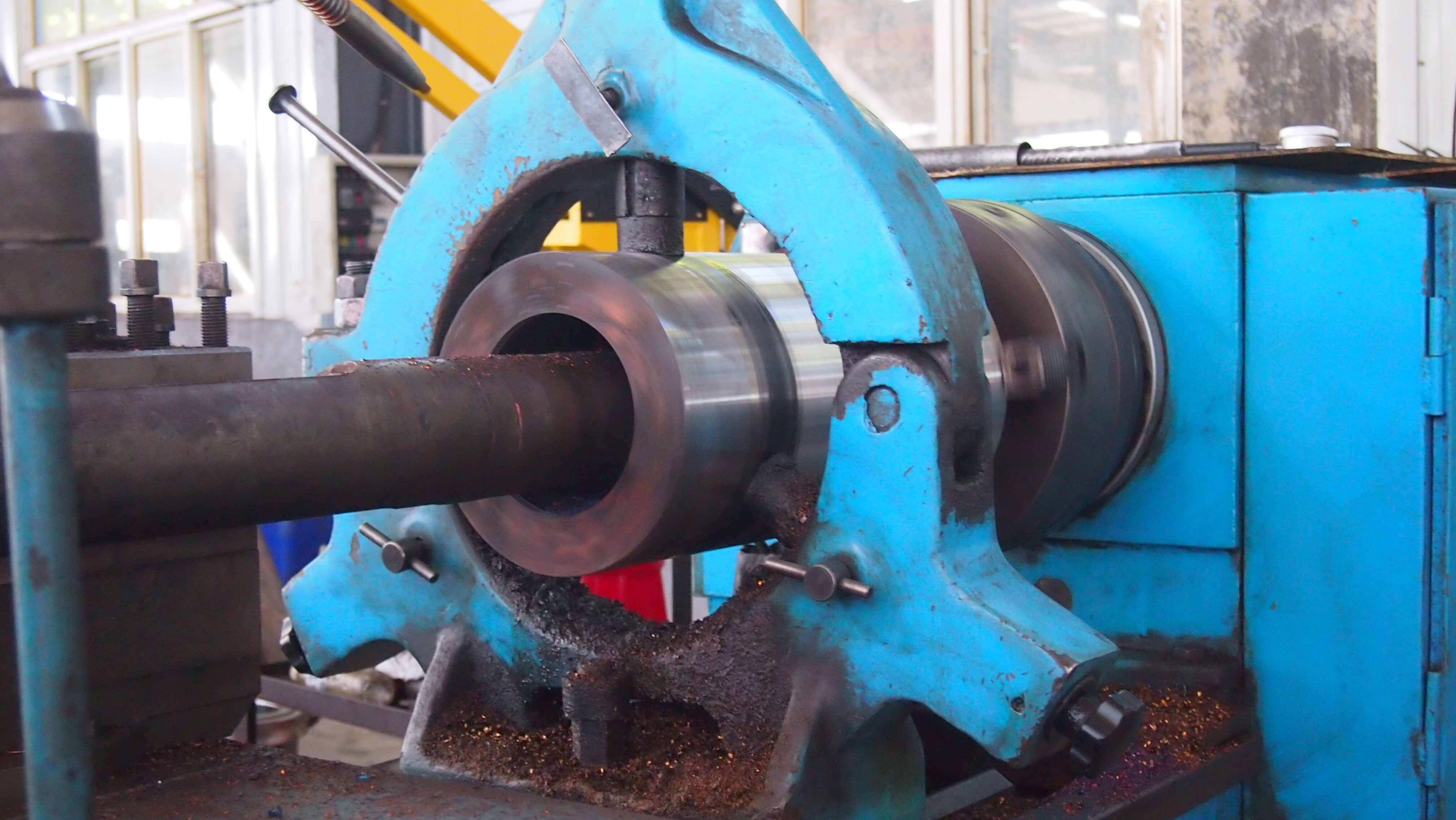 jinan longchao mud pump parts factory7