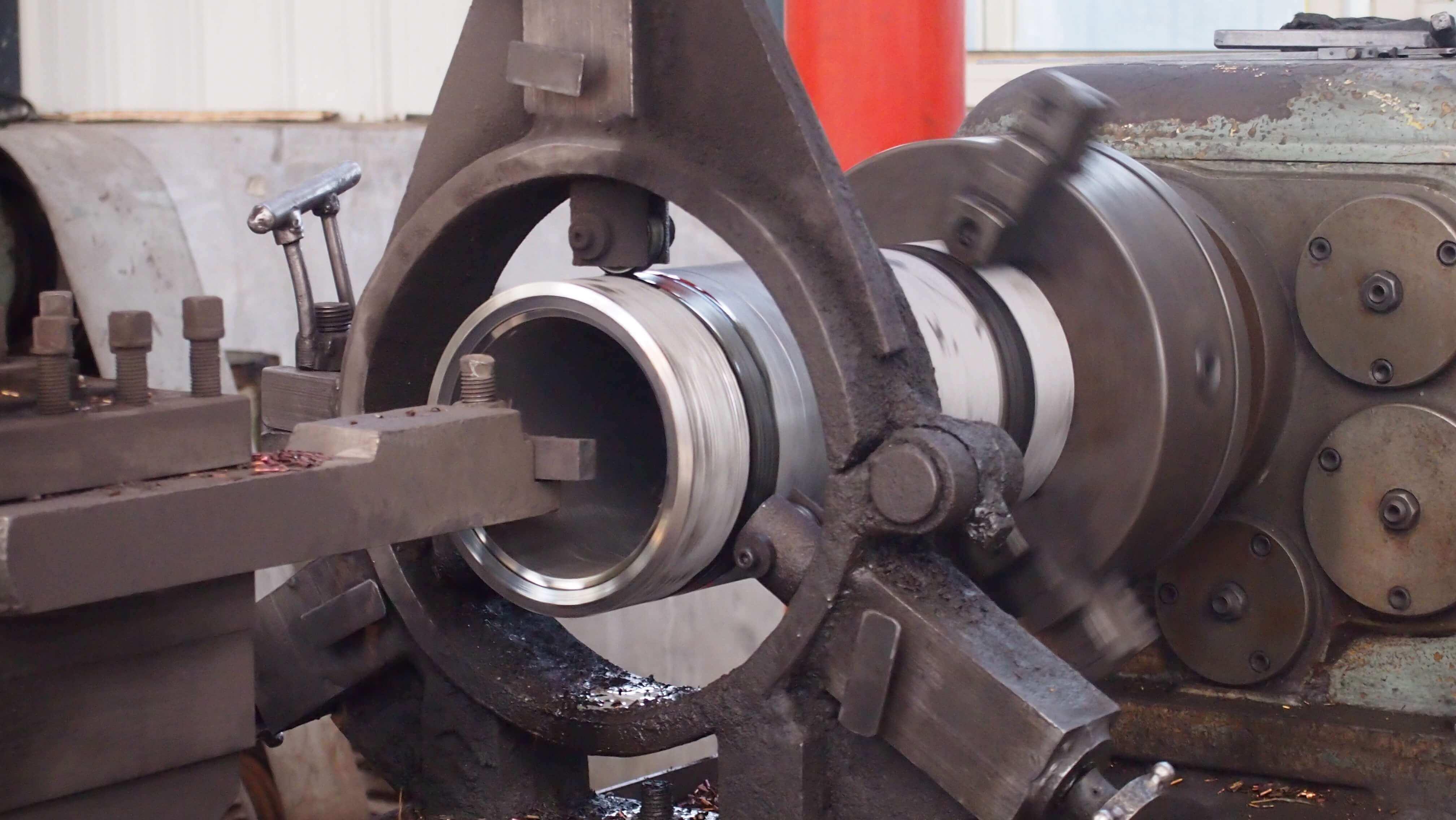 jinan longchao mud pump parts factory10.