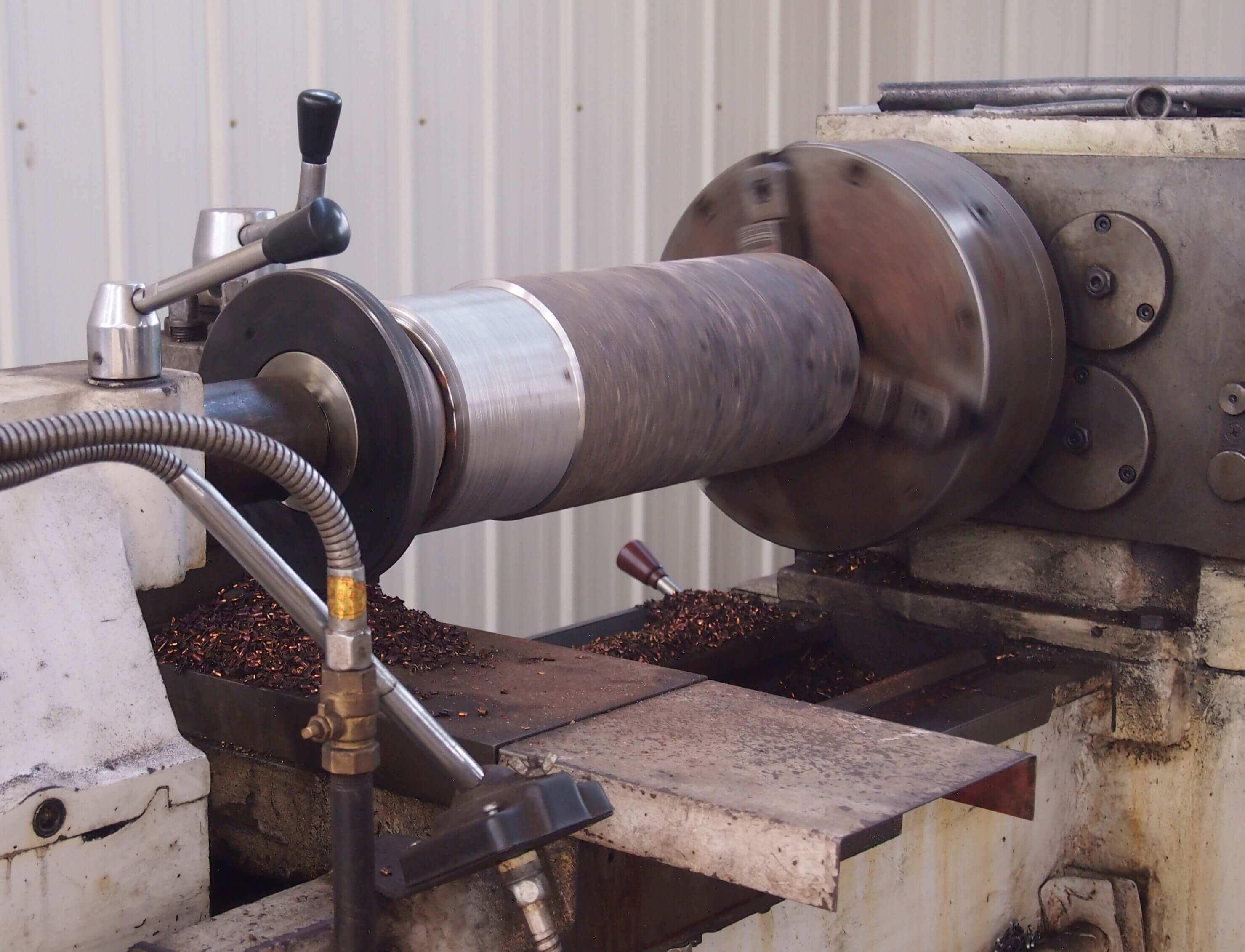 jinan longchao mud pump parts factory15.