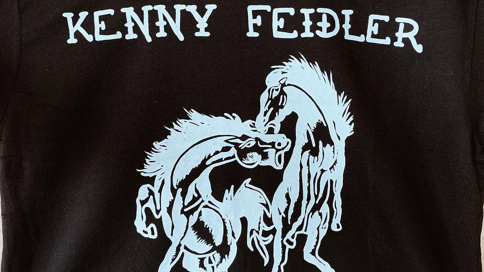 Fighting Horses T Shirt