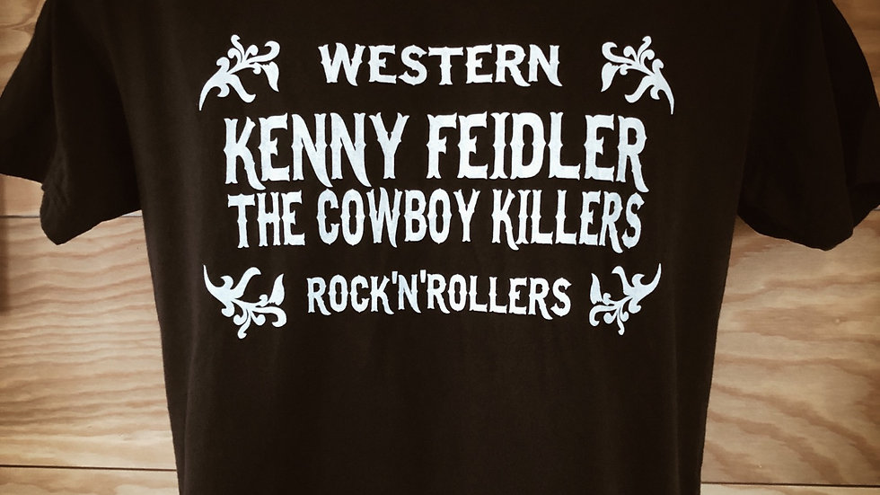 """Western Rock n Rollers"" T Shirt"
