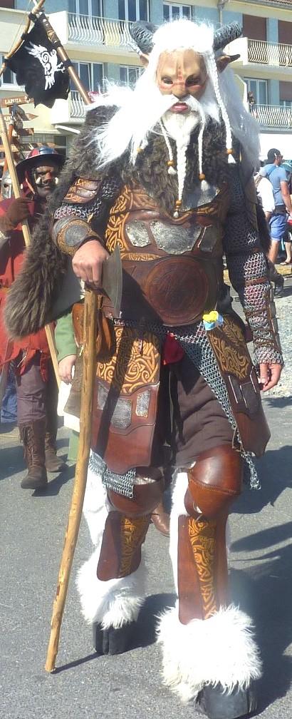 Armure Gundor