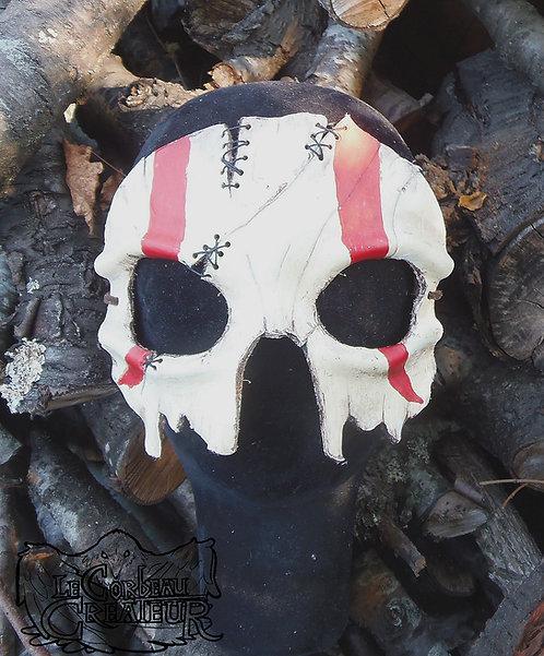 Masque crâne chamanique