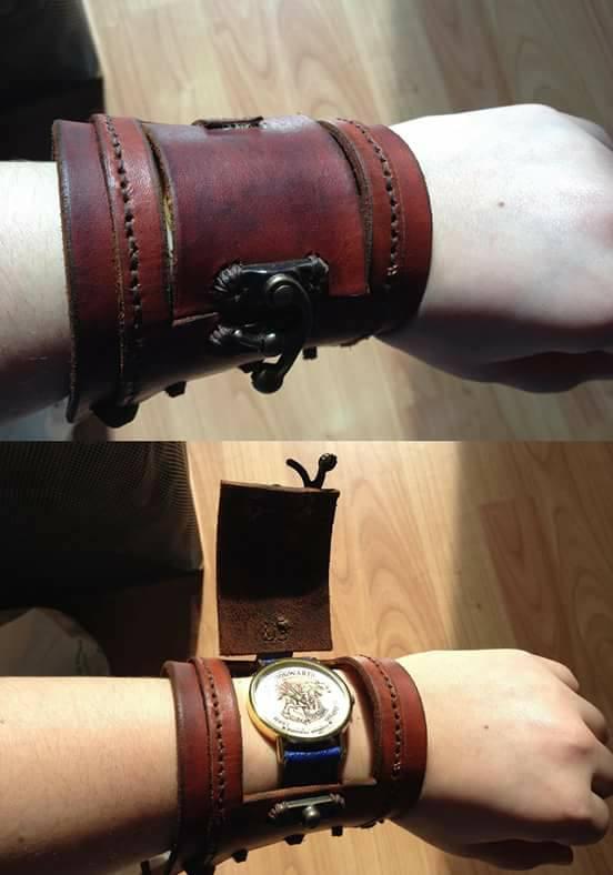 Bracelet cache-montre
