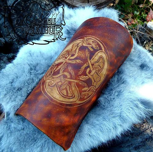Canon de bras chiens celtiques