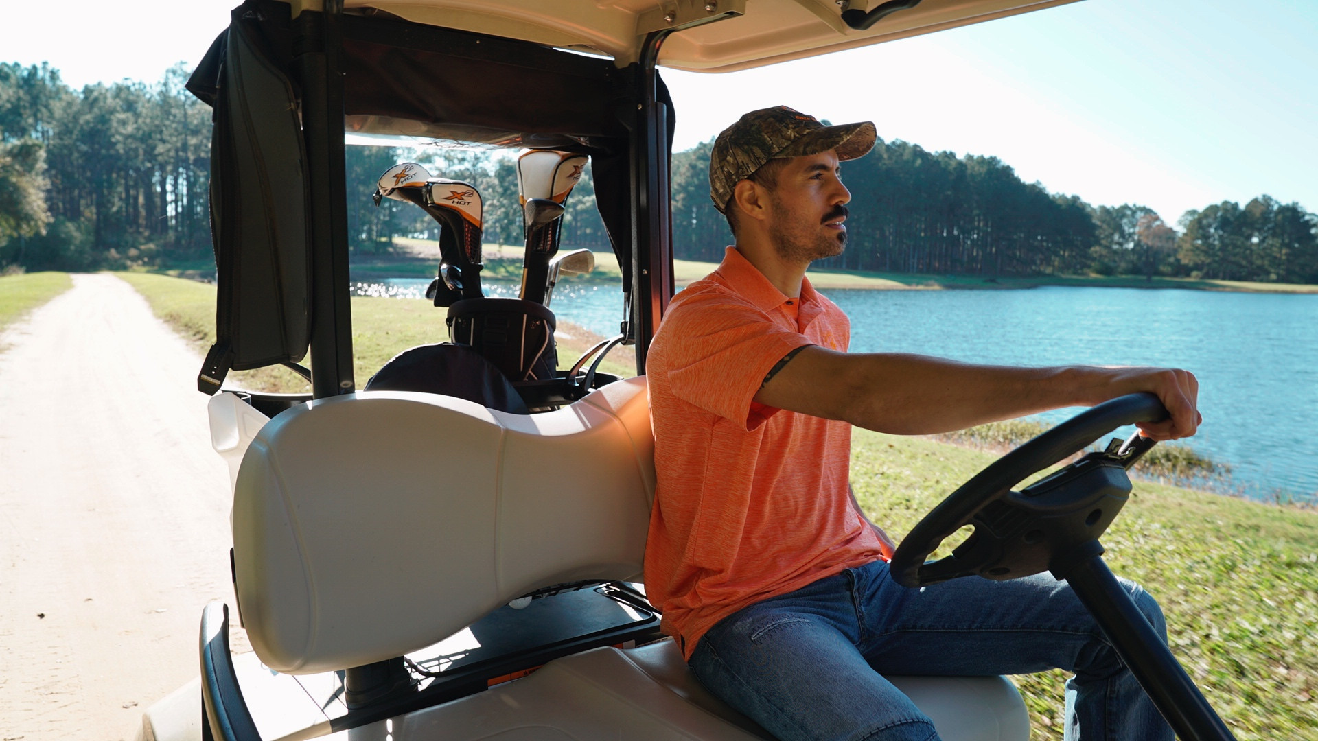 Wanee Lake Golf & RV Park, Golf Cart, La