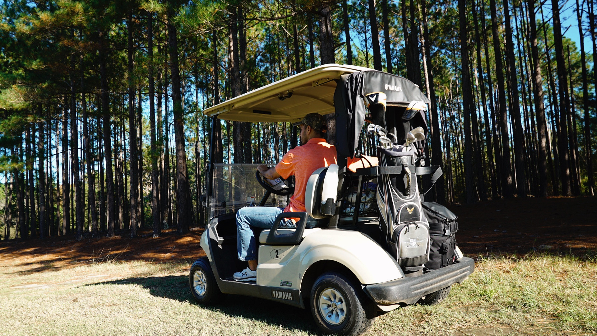 Wanee Lake Golf & RV Park, Golf Cart, Go
