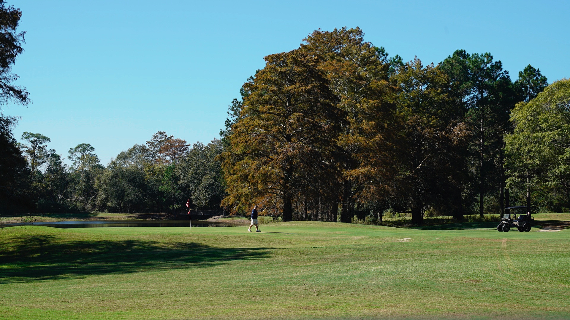 Wanee Lake Golf & RV Park, golf course,