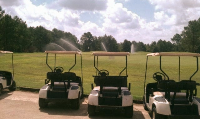 Waneelake-Golf-RV-Park-Course-Carts-Gree