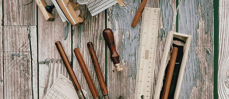 Smith Wooden Fountain Pen 鐵匠 : 木工墨水筆
