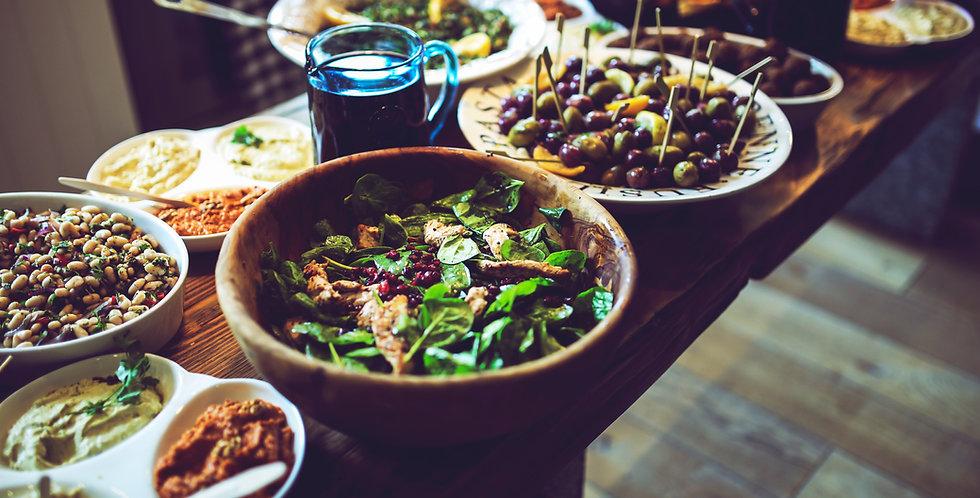 Lunch break (buffet) / per person