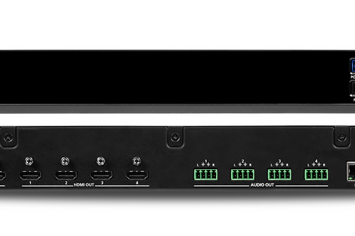 4K HDR 4×4 HDMI Matrix Switcher