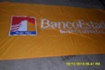 Bandera corporativa Banco estado 2,4x1,4
