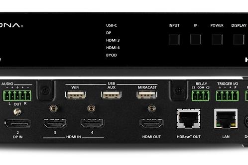 Universal Switcher with Wireless Link